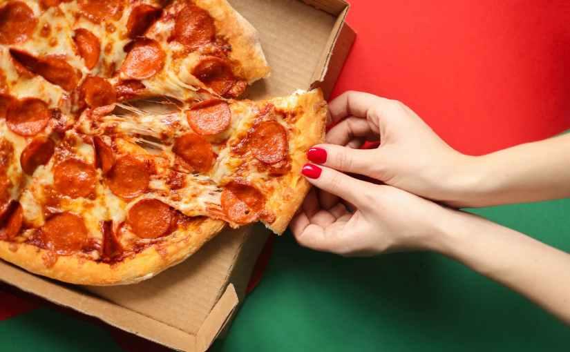 Vente de Pizzas àemporter